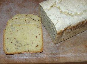 Chleb kukurydziany ze s�onecznikiem