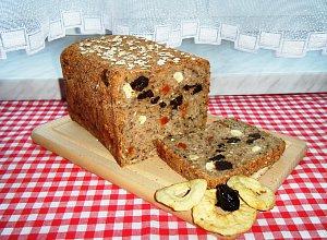Chleb bakaliowa fantazja
