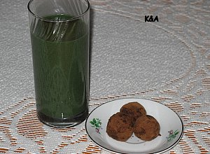 Zielony koktail witalnosci