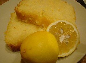 Cytrynowy keks Waldorf Astoria - ugotuj