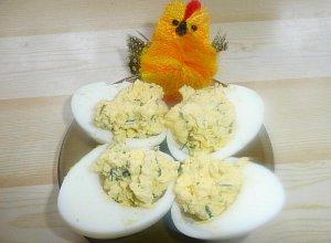 Jaja na zielono