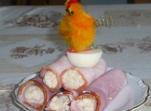 Wielkanocne roladki
