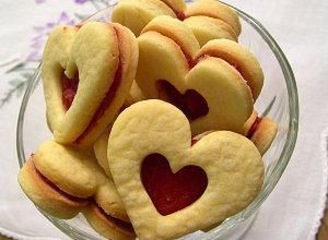 Kruche ciasteczka cytrynowe - ugotuj