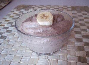 Krem z banan�w