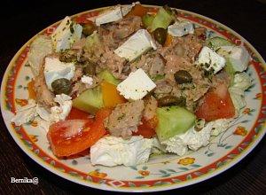Sałatka włoska - ugotuj