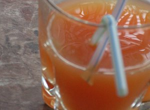 Samba - pyszny drink bezalkoholowy
