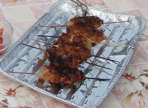 grillowane pa�eczki z mielonego