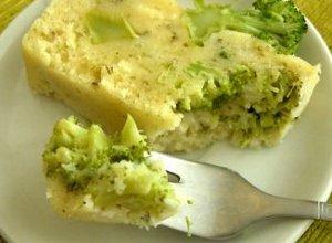 Ciasto z broku�ami