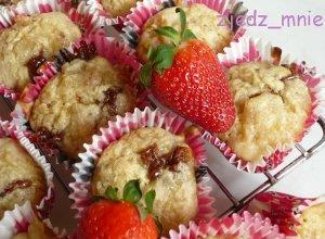 Marsowe muffiny z jab�kami