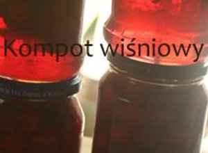 Kompot wi�niowy