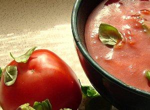 Pomidorowy smak lata