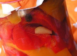 Papryka z miodem - ugotuj