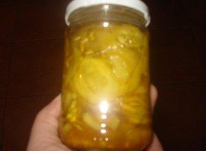Ogórki z zalewie curry - ugotuj