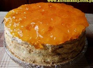 Tort z ananasami - ugotuj