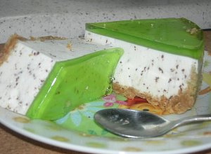 Serniczek straciatella - ugotuj