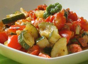Caponata czyli duszone warzywa �r�dziemnomorskie