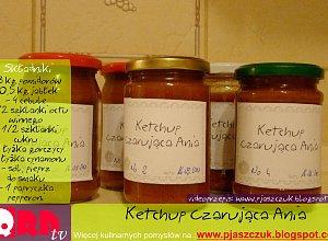 Ketchup Czaruj�ca Ania