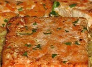 Ryby w sosie z kapusty kiszonej