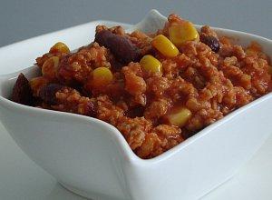 Chilli con carne w wersji polskiej - ugotuj