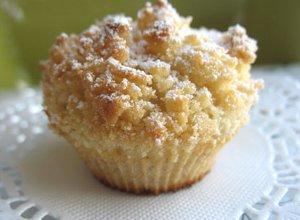 Gruszka pod krusz�c� si� kruszonk� - muffiny