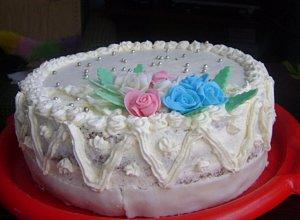 Tort kokosowy - ugotuj