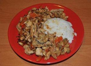 Wieprzowina i kurczak po chińsku - ugotuj