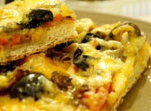 Pizza amerykańska - ugotuj