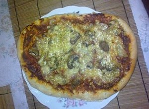 Pizza domowa - ugotuj