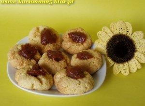 Ciasteczka kokosowo-ry�owe