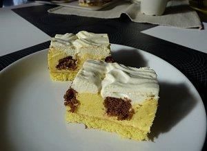 Ciasto ajerkoniakowe