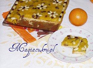 Mazurek pomara�czowy