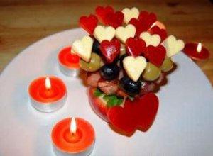 Miłosne koreczki - ugotuj