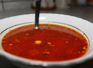 Zupa meksyka�ska
