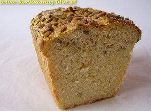 Chlebek dyniowy - ugotuj