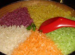 Kolorowy ry� - ugotuj