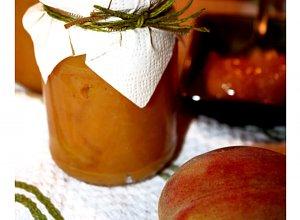 Dżem brzoskwiniowy z mango - ugotuj