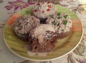 �niadaniowe muffiny grzybowe