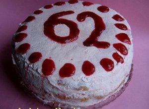 Tort malinowy - ugotuj
