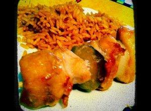 Chińskie szaszłyki z kurczaka - ugotuj