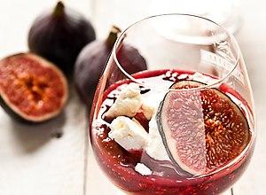 Zdrowy deser z owocami - ugotuj