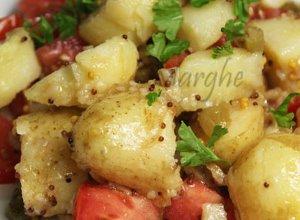 Sa�atka ziemniaczana z pomidorami - ugotuj