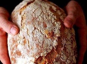Chleb pszenno - żytni ze słoikiem - ugotuj
