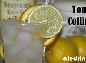 Drink Tom Collins - ugotuj
