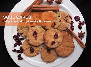 Soul Cakes - celtyckie źródło Halloweenowych słodyczy - ugotuj