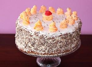 Tort �mietanowy - ugotuj