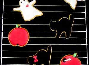 Imbirowo-Cynamonowe Ciasteczka na Halloween - przepis blogera - ugotuj