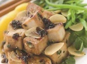 Marynowane tofu z karmelizowaną cebulą - ugotuj