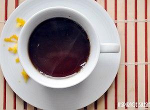 Aromatyczna herbata pomarańczowa -  przepis blogera - ugotuj