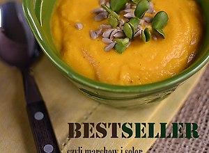 Zupa krem z selera i marchwi - przepis blogera - ugotuj