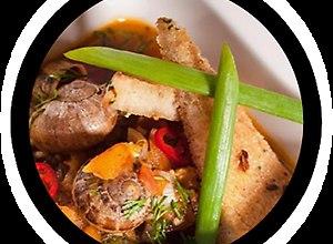 Zupa ze ślimaków - ugotuj